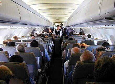 самолет / Фото: desportes.com