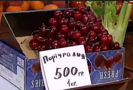 Цены на импортный товар, как правило, кусаются. Фото: ТСН