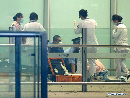 Мужчина устроил взрыв, чтобы привлечь внимание / Фото: Сіньхуа