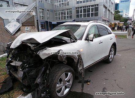 авария на Шулявке / Фото: Автополигон