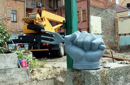 памятник Дерибану / Фото: Сегодня