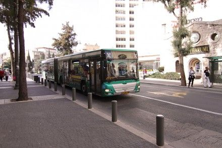 автобус израиль / Фото : prichal.com