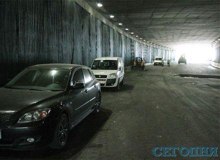 тоннель на Почтовой площади / Фото: Сегодня