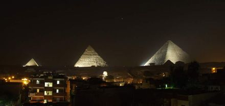 Египетские пирамиды закрыли для туристов / Фото: photo.i.ua