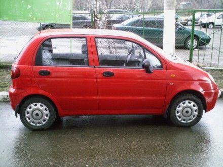 Милиционер украл Daewoo Matiz / Фото: cars-directory.net