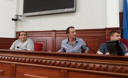Соболеву и Луценко дали по 5 суток