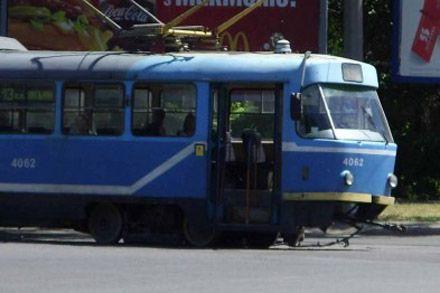 трамвай, Одеса