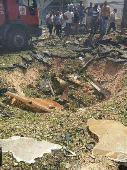 ливан ліван теракт терракт / Фото : twitter.com/trissaabiissa