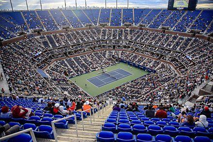 US-Open один из старейший турниров / Фото: nyhabitat.com