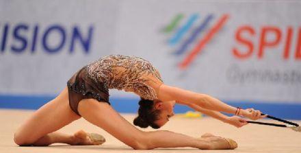 В Киеве стартовал Чемпионат мира по спортивной гимнастике, фото kiev2013.com