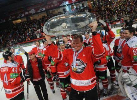 ХК Донбасс выиграл континентальный кубок