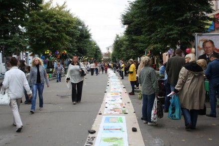 Житомир празднует День города