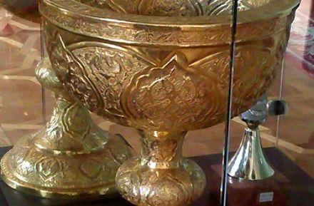 В музее КГГА покажут спортивные награды / Фото : Взгляд / vz.ua