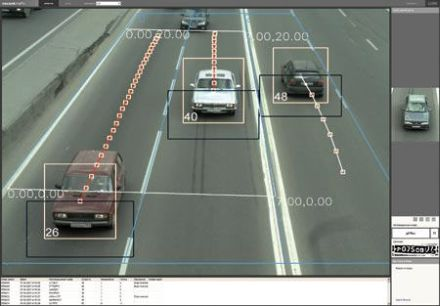 Система автоматической фиксации нарушений ПДД в работе, фото first-gear.in.ua