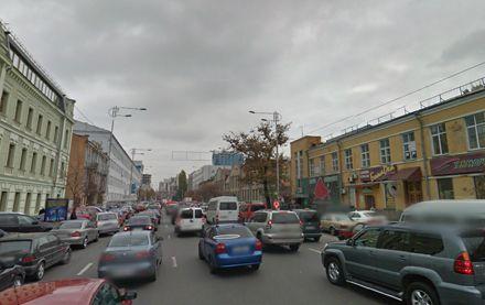 Улица Жилянская / Фото: Google.Maps