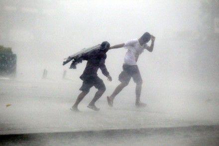 тайфун / Фото : vgolos.com.ua