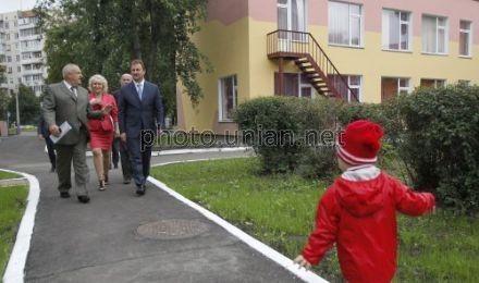 Детские садики вернут Киеву