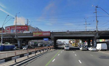 Шулявский мост закрывать пока не будут, фото autonews.autoua.net