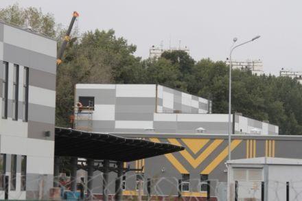 "На территории автовокзала будет пять платформ / Фото : С. Харченко, ""Вести"""