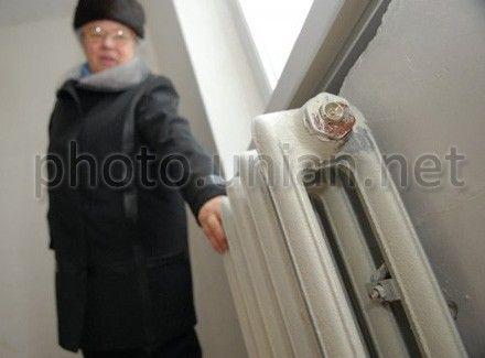 Отопление в Киеве уже включили