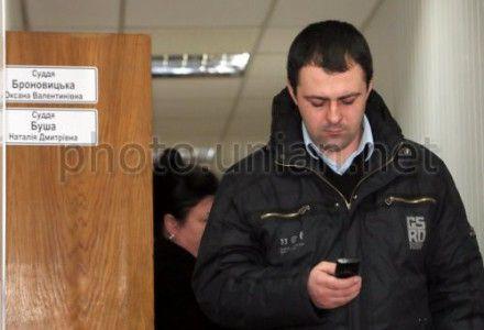 Бывший участковый Сергей Приходько