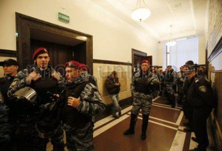 Беркут в Киевсовете