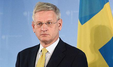 Министр иностранных дел Швеции Карл Бильдт / Фото: expert.ru