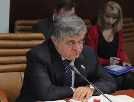 Джабаров опечален возможной ассоциацией Украины с ЕС / Фото: sngcom.ru