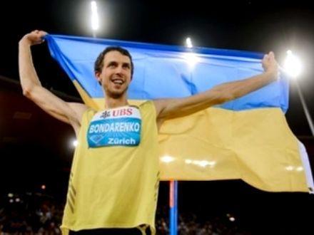 Богдан Бондаренко, легкоатлет / Фото : uaf.org.ua