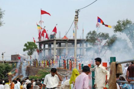 Давка у храма в Индии / Фото : официальный сайт храма