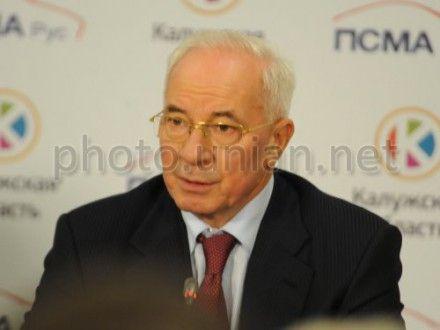Азаров считает , что механизмы СНГ способны обеспечить экономический рост
