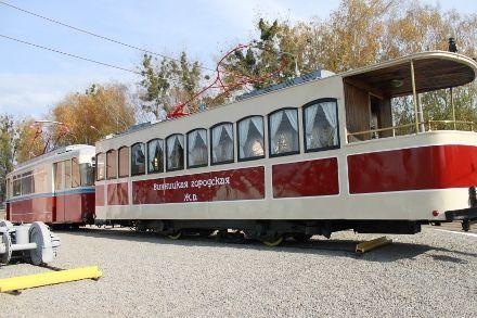 Музей, трамваї, Вінниця / Фото: Міськрада Вінниці