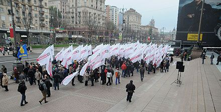 23 октября проходит очередное заседание Киеврады