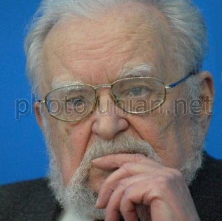 Обращение зачитал Мирослав Попович
