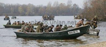 Военно-историческая реконструкция боев за Киев