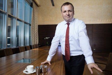 Корнелиус Граниг, президент «Сименс Украина»