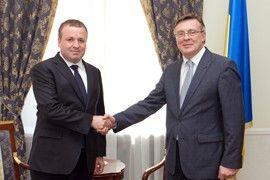 Глава МИД Украины Леонид Кожара хочет, чтобы «Сименс» помог модернизировать украинскую ГТС