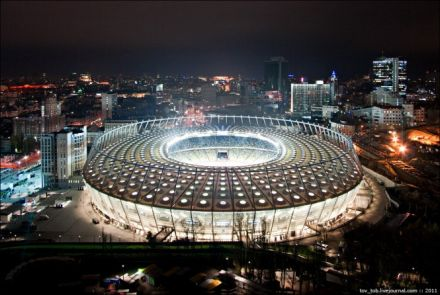 Завтра збірні Франції та України зійдуться в двобої / Фото: tov_tob.livejournal.com