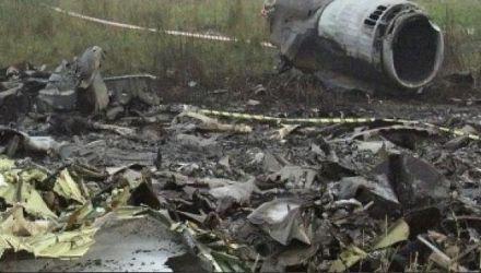 В Казани взорвался самолет / Фото : @a_smolin