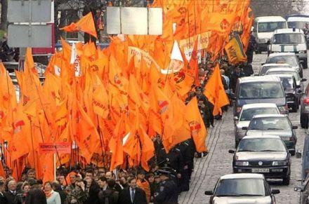 В Киеве будут вспоминать Оранжевую революцию