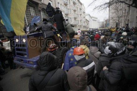 В МВД заявили, что в столкновениях участвовали члены