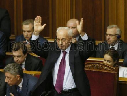 Азаров считает, что протестовать больше нечего