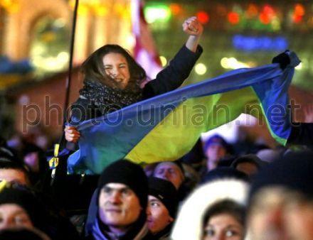 Оппозиция встретит Новый год на Майдане.