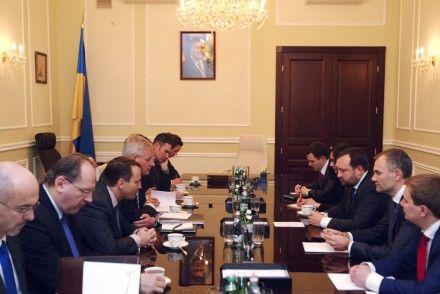 европейская интеграция остается стратегическим выбором Украины