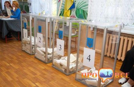 Больше 100 сообщений о нарушения  правил голосование получила милиция на довыборах в ВР.