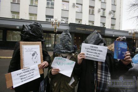 Акція протесту, адвокати