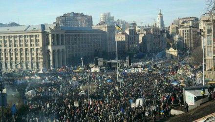 Народное вече 22 декабря / Фото: Твиттер Александр Аронец