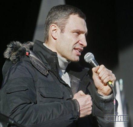 Кличко объяснил, что марш на честь Бандеры проводят лишь