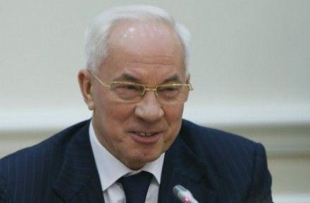 Азаров в 2013 году