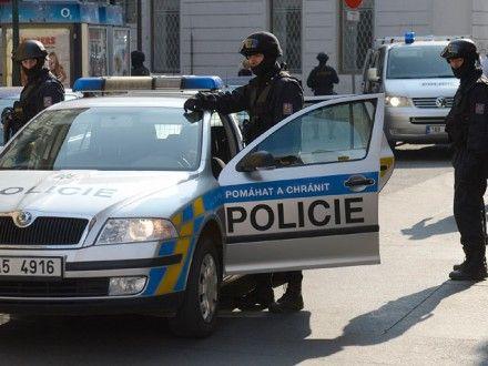 Полиция официально не признала терактом взрыв в Праге Фото Global Look Press